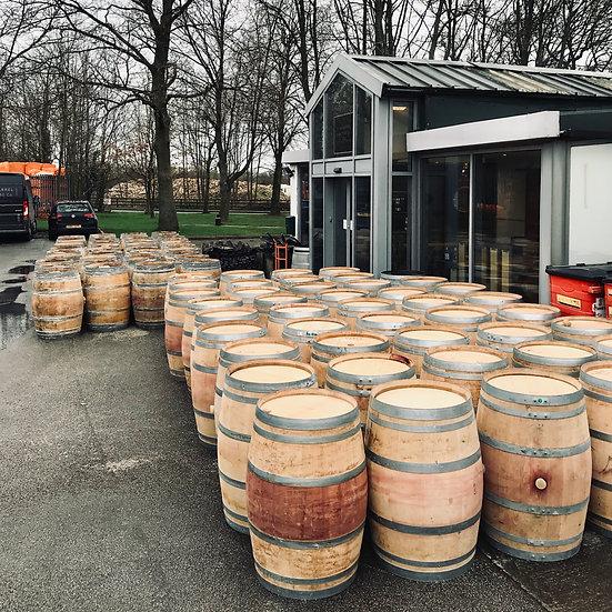 A++ grade whole wine barrels