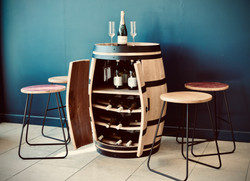 Yeagarup Drinks Cabinet