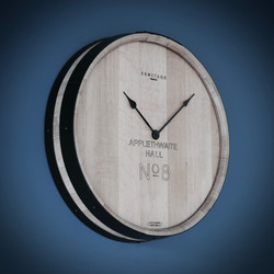 Customised Nannup wine clock