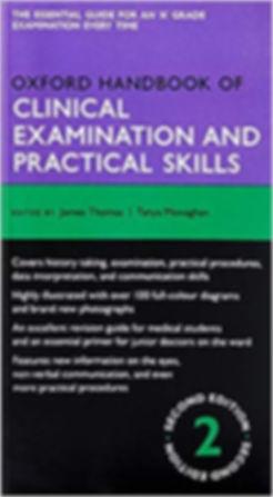 Oxford Handbook of Clinical Examination