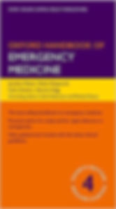Oxford Handbook of Emergency Medicine 4t