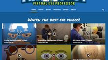موقع رائع في شرح الـ Ophthalmology