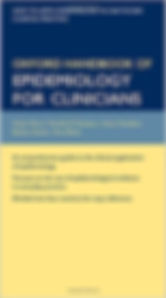 Oxford Handbook of Epidemiology for Clin