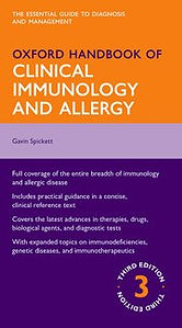 Oxford Handbook of Clinical Immunology &