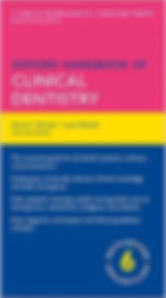 Oxford Handbook of Clinical Dentistry 6t
