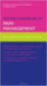 Oxford Handbook of Pain Management 1st E