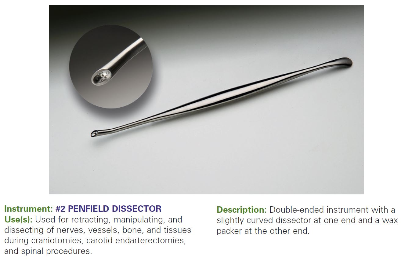 PENFIELD DISSECTOR