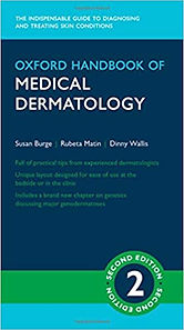 Oxford Handbook of Medical Dermatology 2