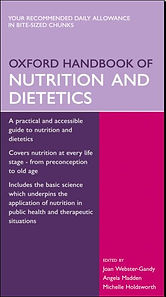 Oxford Handbook of Nutrition & Dietetics