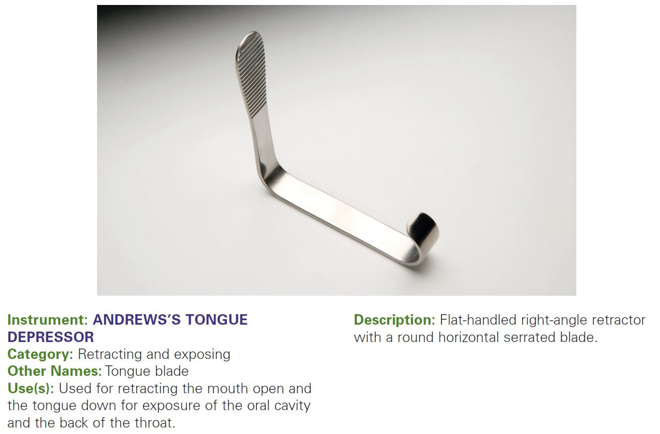 ANDREWS'S_TONGUE_DEPRESSOR