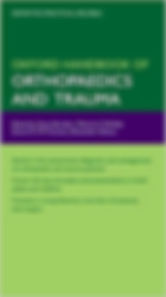Oxford Handbook of Orthopaedics & Trauma