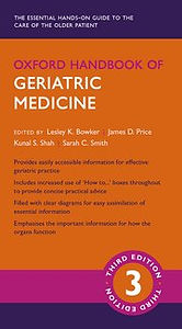 Oxford Handbook of Geriatric Medicine 3r