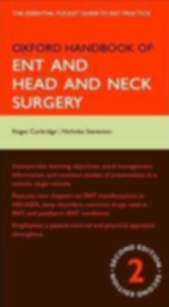 Oxford Handbook of ENT & Head Neck Surge
