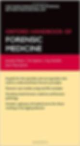 Oxford Handbook of Forensic Medicine 1st