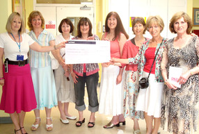 Sutton Women raise money for local charities