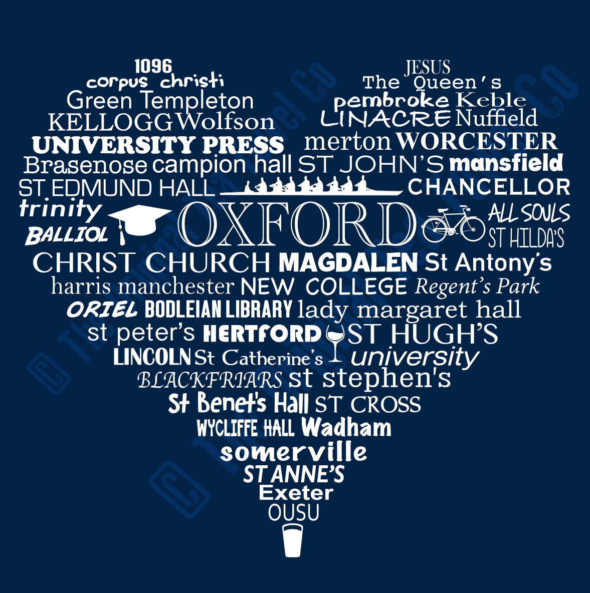 Oxford Heart