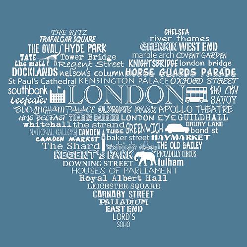 London Heart - Storm