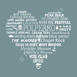 Polperro Heart