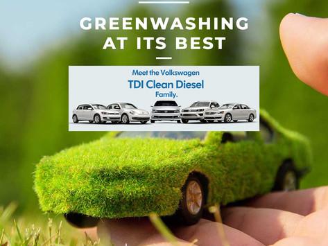 """Greenwashing? Alles für die """"grüne"""" PR"""