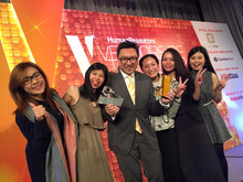 TLC wins Gold and Silver at HR Vendor of the Year 2015 Awards!