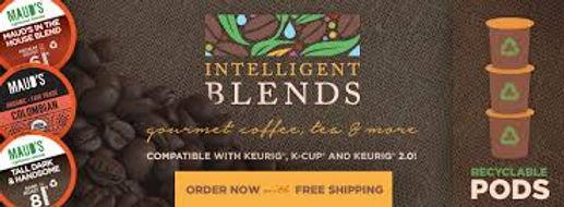 Intelligent Blends single serving packages