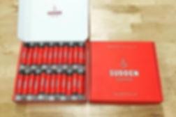 Sudden Coffee brand multi serve gourmet coffee kit