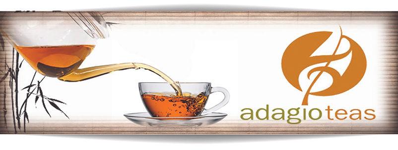 Adagio brand gourmet tea