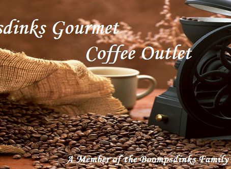 Boompsdinks Gourmet Coffee Outlet