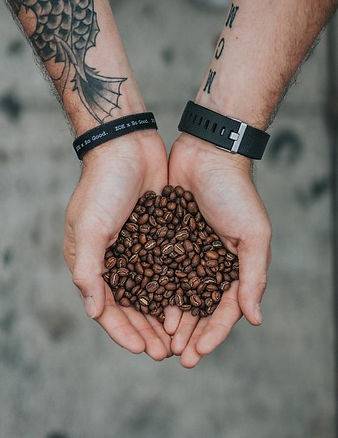 Snatched Coffee brand coffee beans