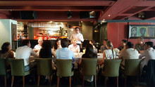 The Entrepreneurs Lunch Club launched.