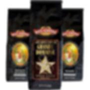Bag of Koa Grande Domaine Single Estate gourmet coffee