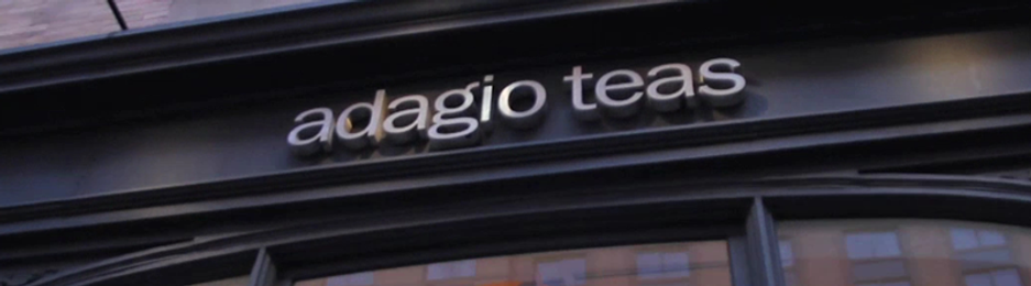 Building with tea company name