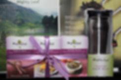 Mighty Leaf brand gourmet flavored teas