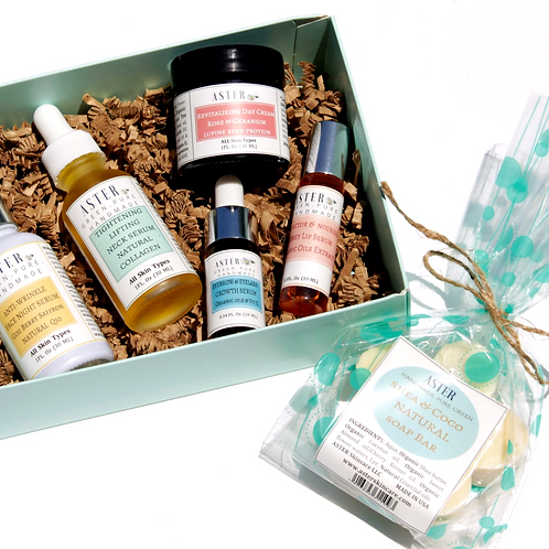 Forever Glow & Peace Gift Box