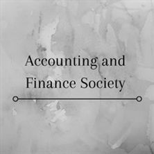 Accounting and Finance Society