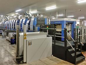 SaicaPackDublinは、15の印刷および後加工ユニットを備えたRapida106の稼働を開始します