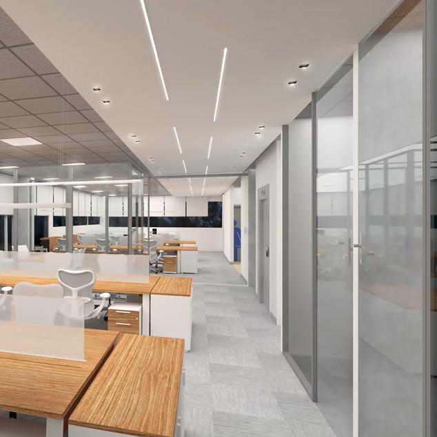 escritorio corporativo reforma projeto.j