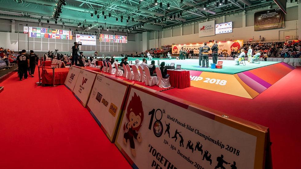 World Pencak Silat Championship 2018