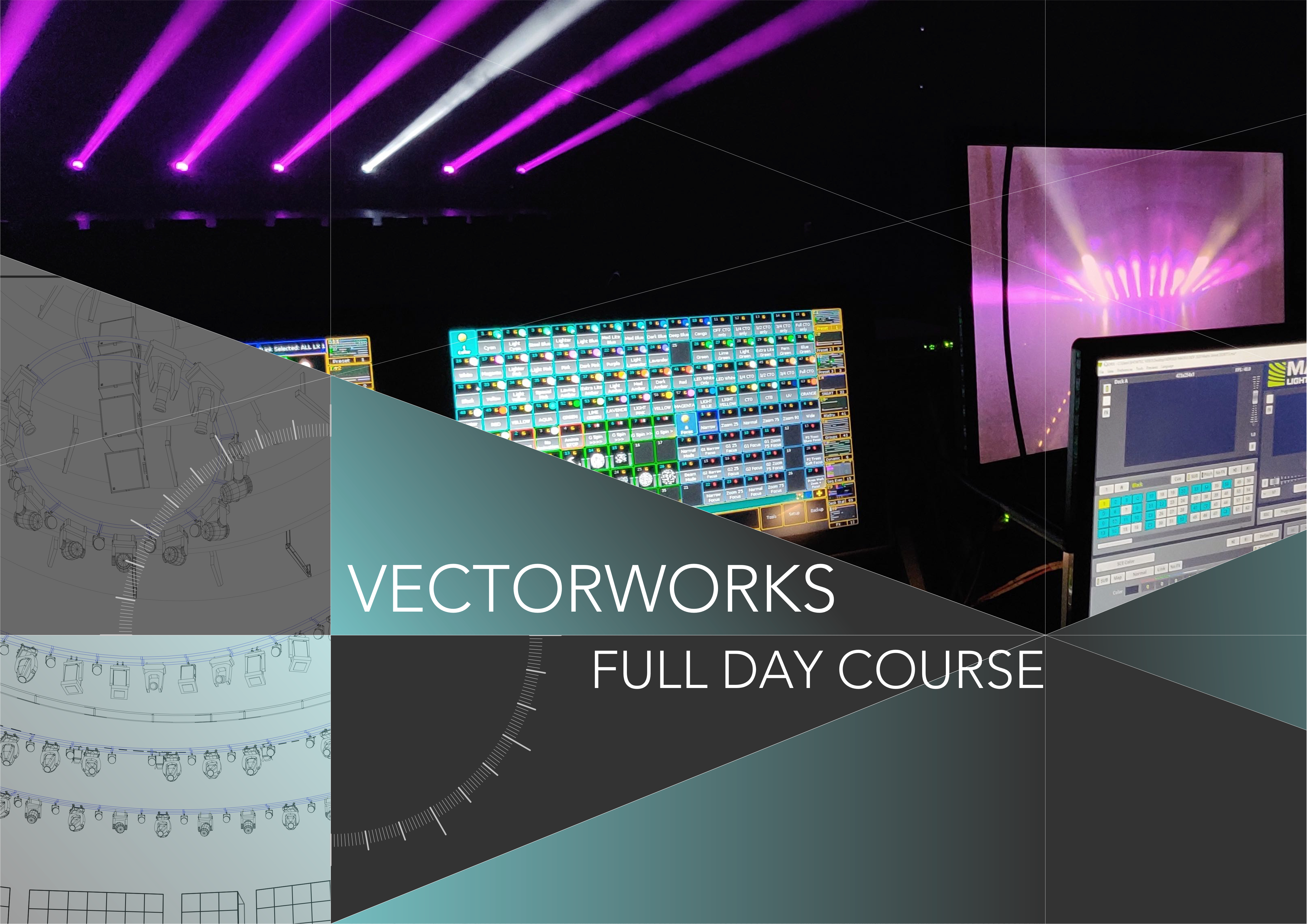 Vectorworks Full Day Course
