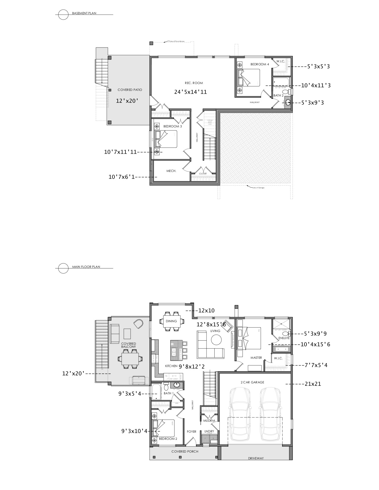 LOT 29 Valley Drive - SALES PLANS with