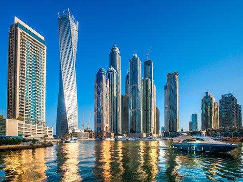 Опознай Дубай Пакет с включени 4 екскурии и вечери