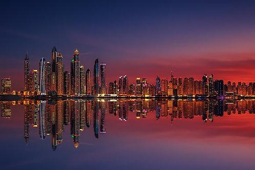 Круиз Дубай Марина