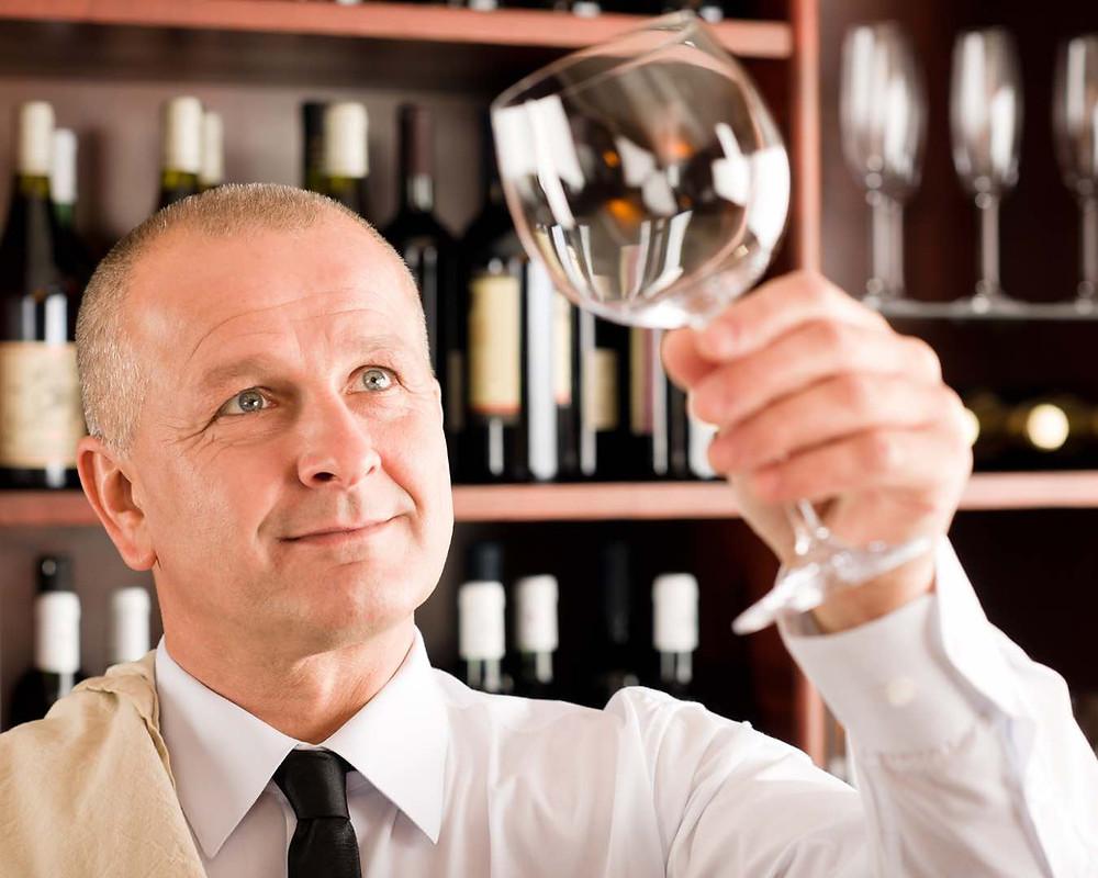 Reinigung Weingläser, Pflege Weingläser
