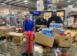 Porter's donates to the 76th Big Bend Livestock Show in Alpine