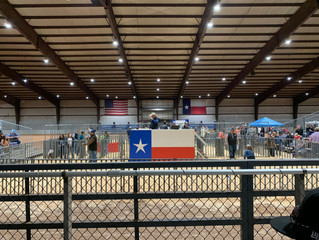Porter's Supports the 2020 Andrews County Jr. Livestock Show