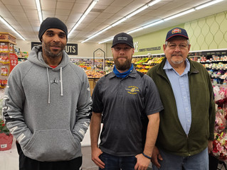 Porter's Teams up with Warriors 4 Christ Ministry