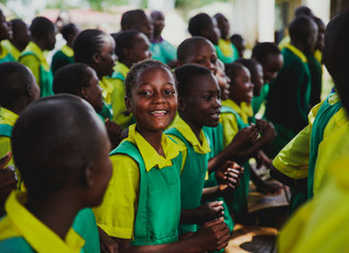 Because You Said Yes | November Round Up For Orphans Report