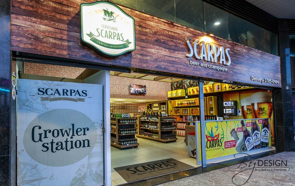 Scarpas - Vila da Serra