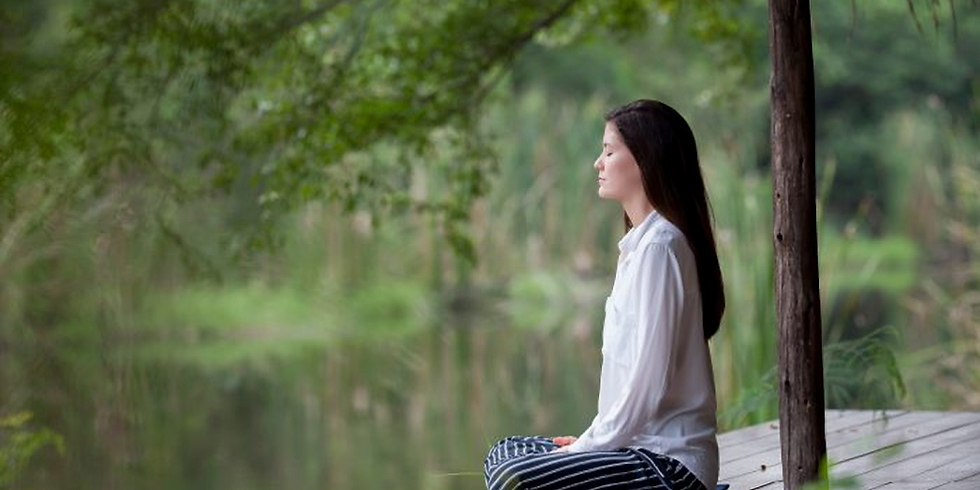 【Webinar】'' ZEN'' meditation practice  ~ Be mindful in the current stressful time of the COVID-19 pandemic ~