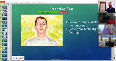 Horizon Consulitng - Zen meditation
